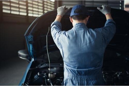 Le garage n'a pas procédé à la réparation de mon véhicule, comment faire ?